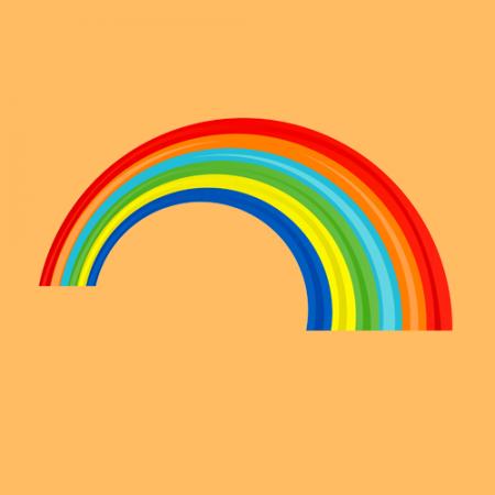 3de – Regenboogklas